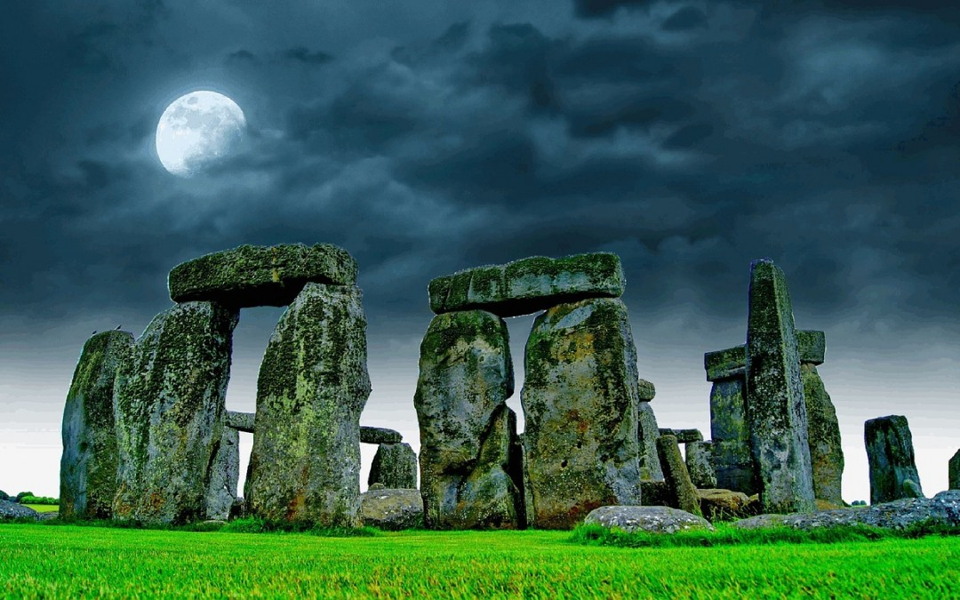 The modern day King Arthur Pendragon launches new Stonehenge campaign
