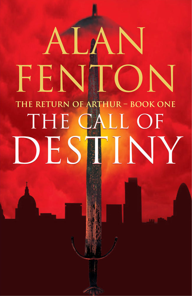 alan fenton author the call-of-destiny